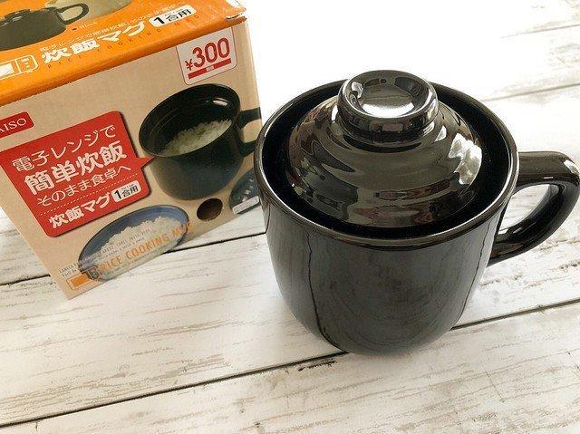 Thanko 日本热销的产品:一个人量的煮饭锅