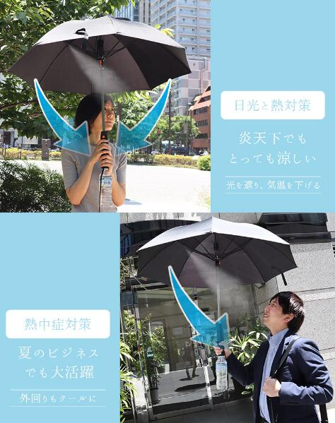 thanko 新款喷水的伞