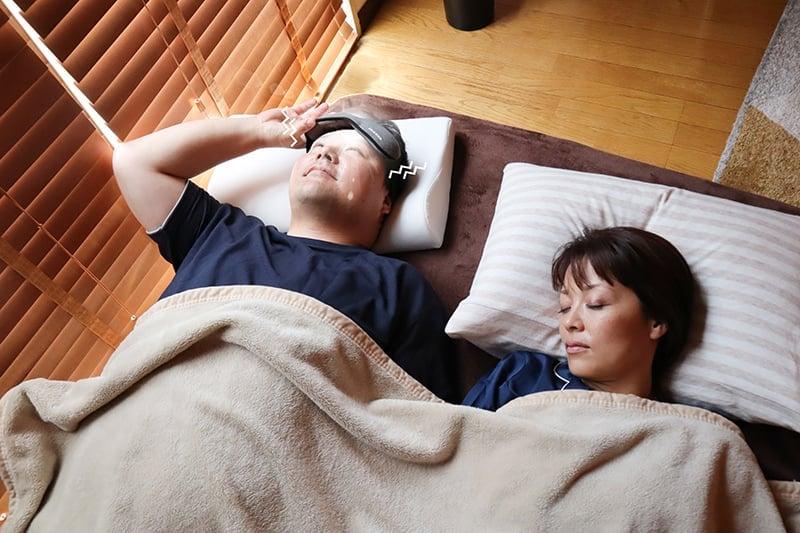 新款多功能眼罩,新款创意闹钟